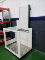 Platform lifts for the transport of...