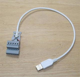 Adapter WAGO 5-polig /  USB