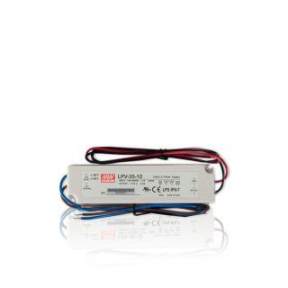 Schaltnetzteil LPV-60-12 12V 60W IP67